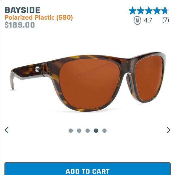 7f4c1e7d9ffd3 Costa Accessories - Costa Del Mar Bayside glasses